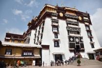 Entrance: Potala Palace